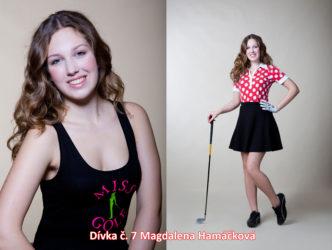 Dívka č. 7. Magdalena Hamáčková 9000610 MG 7